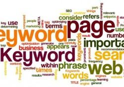 Importanza delle keyword nella seo